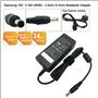 Samsung 19V  3.16A (60W) - 3.0mm /5.5mm-Notebook Adaptör, NP350V5C  Samsung NP350V5C