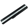 Asus A52, K42, K52, X52, N82 Serisi Notebook Batarya A31-B53 , A32-N82 , A42-N82, K52L681