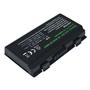 Asus X51R serisi, Packard Bell MX35, MX45 Serisi - A32-T12J A32-X51 Notebook Batarya