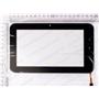 "Ezcoll smart touch 7"" Tablet   Dokunmatik Siyah, FPC-CTP-0700-003-7"